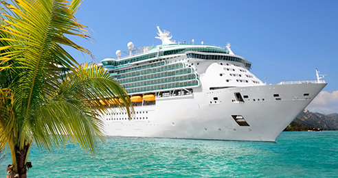 Cruise Liners for cruise vacation_18937852