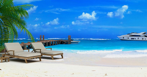 Caribbean vacation package_3678862